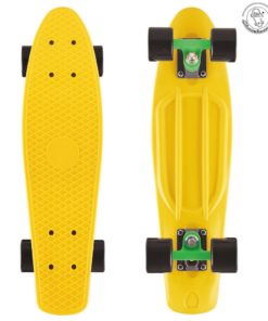 "402-G Скейтборд Y-SCOO Big Fishskateboard 27"" винил 68"