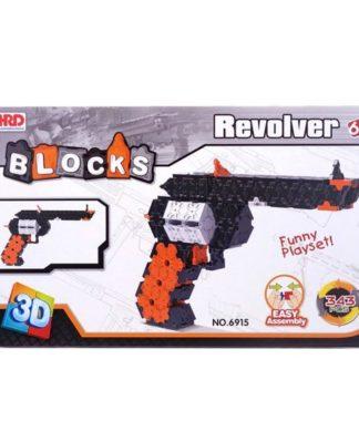 3D-конструктор Револьвер
