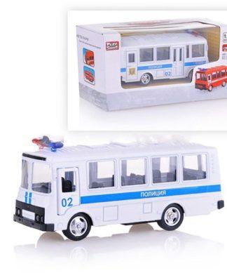 Автобус Автопарк: ПАЗ - Полиция
