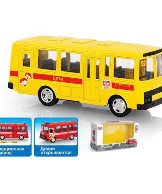 Автобус Паз - Детская экскурсия