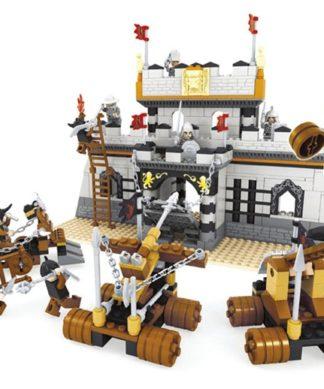 Блочный конструктор Сила Рыцаря - Рыцарский замок
