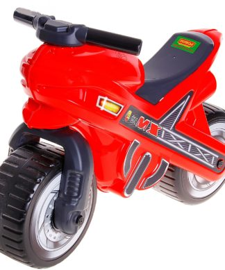 Детская каталка Мотоцикл МХ Полесье 46512