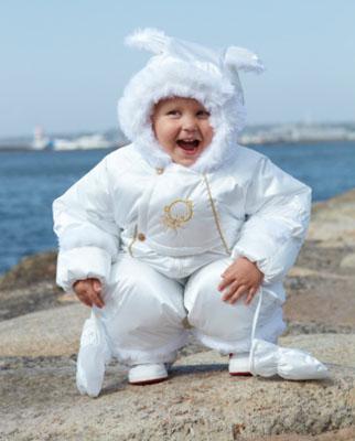 Лучшие детские зимние комбинезоны