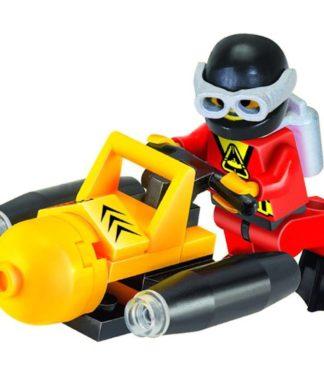 Детский конструктор Подводный скутер