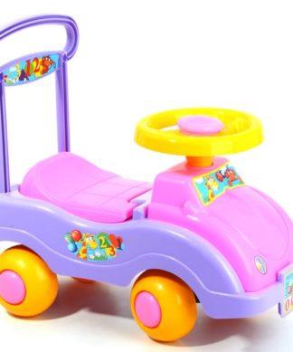Игрушка Автомобиль-каталка для девочек Совтехстром У447