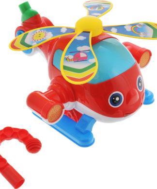 Игрушка для малышей. Каталка Вертолет Junfa Toys 362