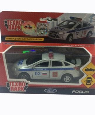 Инерционная машина Ford Focus - Полиция