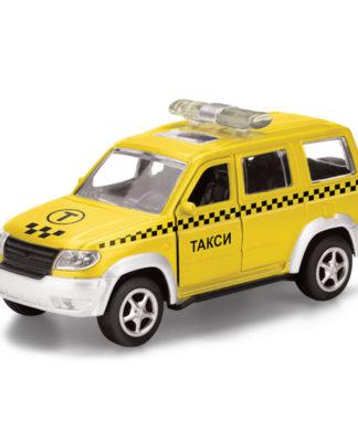 Инерционная машина UAZ Patriot - Такси