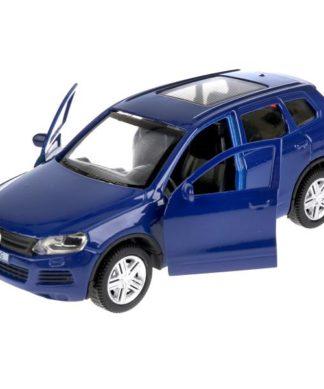 Инерционная машина Volkswagen Touareg