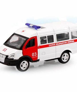 Инерционный микроавтобус Автопарк - Скорая помощь