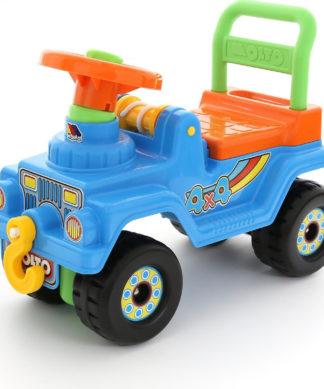 Каталка-автомобиль Джип 4х4 (звук)