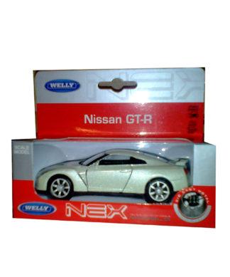 Коллекционная модель автомобиля Nissan GT-R
