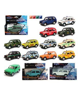 Коллекционная модель Lada 4x4