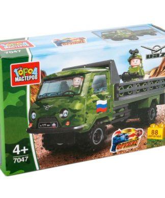Конструктор Армия - УАЗ 452 с солдатом