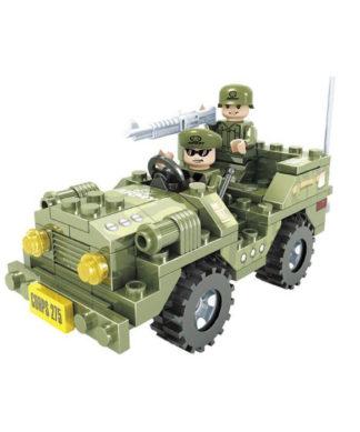Конструктор Армия - Военный джип