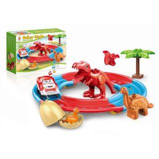 Конструктор Атракцион с динозаврами