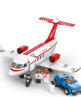 Конструктор Авиация - Самолет и машинка
