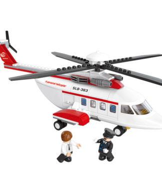 Конструктор Авиация - Вертолет