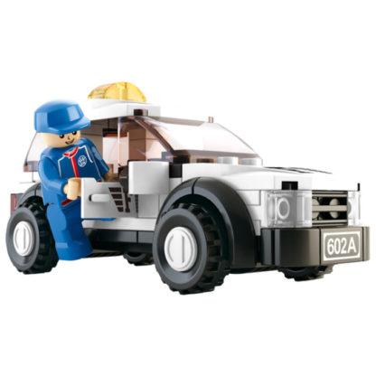 Конструктор Авто-формула-2 - Автогонки