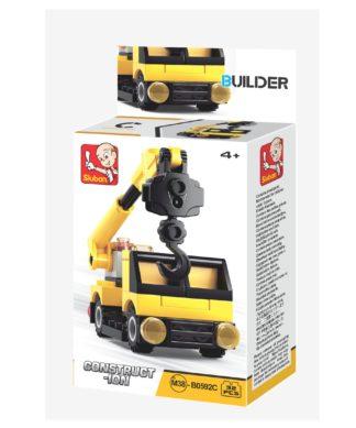 Конструктор Builder - Машина-кран
