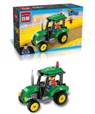 Конструктор City - Трактор