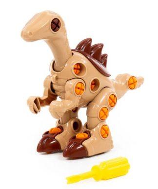 Конструктор-динозавр Велоцираптор
