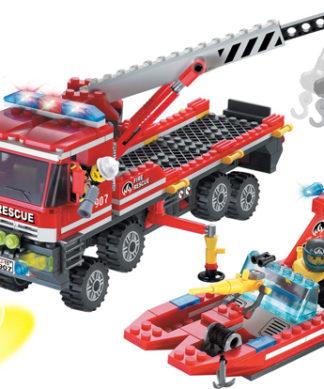 Конструктор Fire Rescue