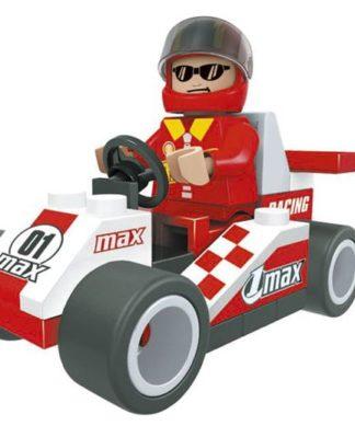 Конструктор Гонка. Формула Чемпиона - Карт 01 max