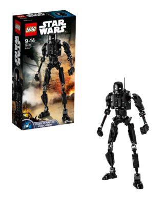 Конструктор ЛЕГО Звездные Войны - K-2SO LEGO 75120