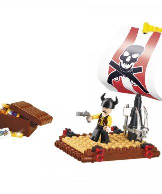 Конструктор Пират - Плот с сокровищами