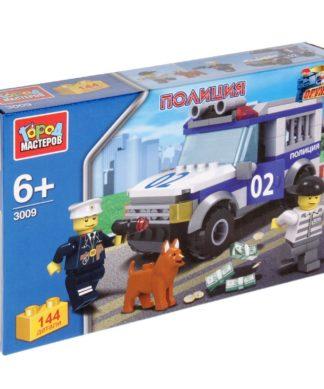 Конструктор Полиция - Джип