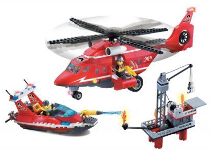 Конструктор Пожарная служба