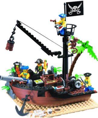Конструктор «Разбитый корабль»