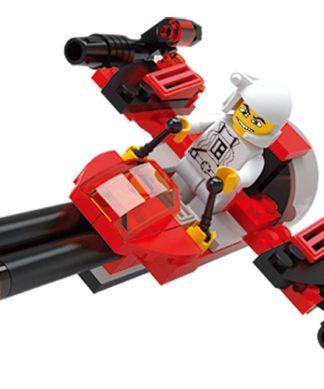 Конструктор Space - Космический бомбардировщик