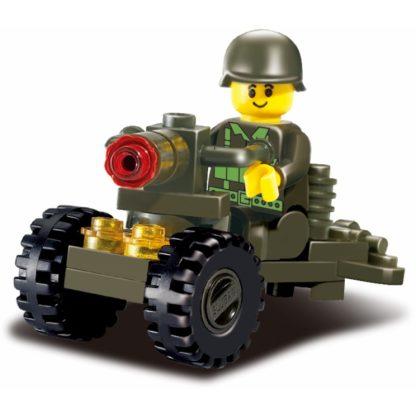 Конструктор Сухопутные войска - Пулемет