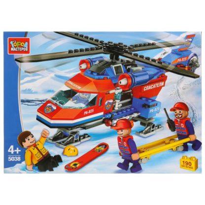 Конструктор Вертолет горных спасателей