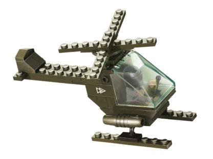Конструктор Вооруженные силы - Военный вертолет