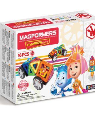 Магнитный конструктор Magformers - Фиксики