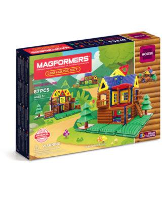 Магнитный конструктор Magformers - Log House