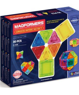 Магнитный конструктор Magformers - Window Basic