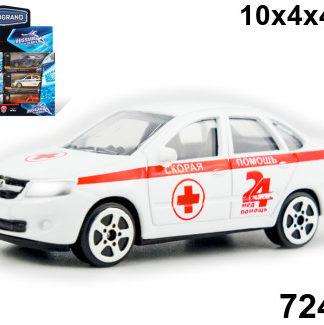 Машинка Lada Granta - Медслужба