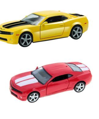 Масштабная модель автомобиля Top 100 Collection - Шевроле Камаро