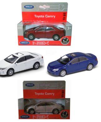 Масштабная модель автомобиля Toyota Camry