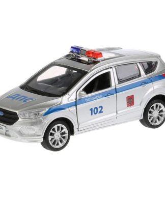 Металлическая машина Ford Kuga - Полиция