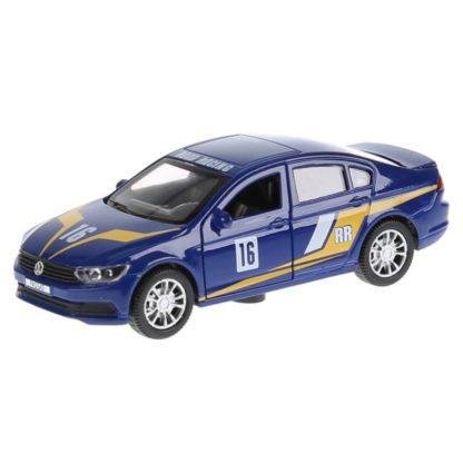 Металлическая машина Volkswagen Passat - Спорт
