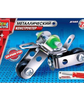 Металлический конструктор Мотоцикл