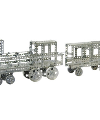 Металлический конструктор Поезд