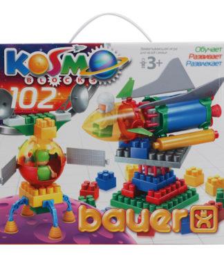 Пластиковый конструктор Kosmo Blocks