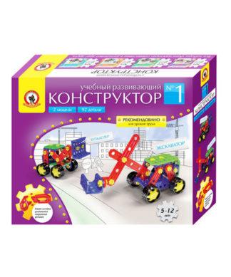 Развивающий конструктор Учебный № 1 Русский стиль 545